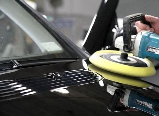 фото полировка автомобиля в кирове