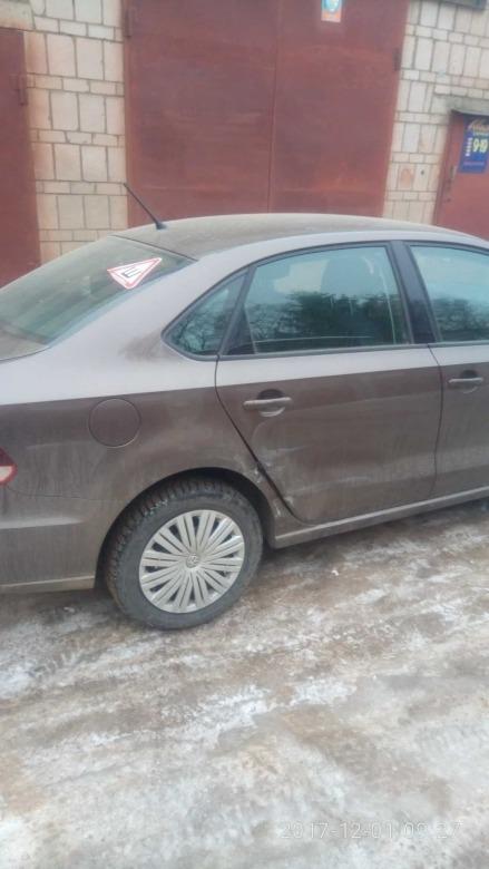 VW до покраски дверей фото АвтосервисПрофи
