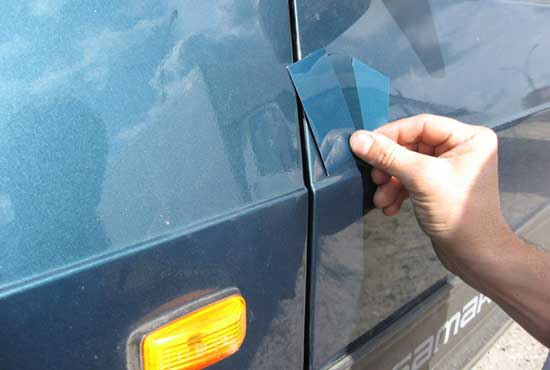 Фото подбора краски для авто